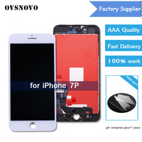 5 5 White Black A1661 A1784 A1785 LCD For IPhone 7 Plus Replacement Screen LCD No