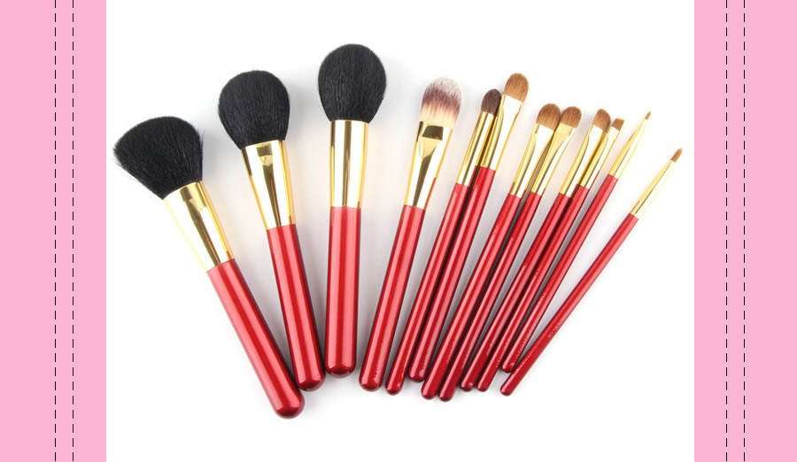 makeup brush set 5