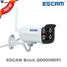 ESCAM 2MP  Brick QD900WIFI and 720P QD300WIFI HD onvif Network Mini Wifi IR-Bullet IR 15m Network p2p cloud wireless ip Camera