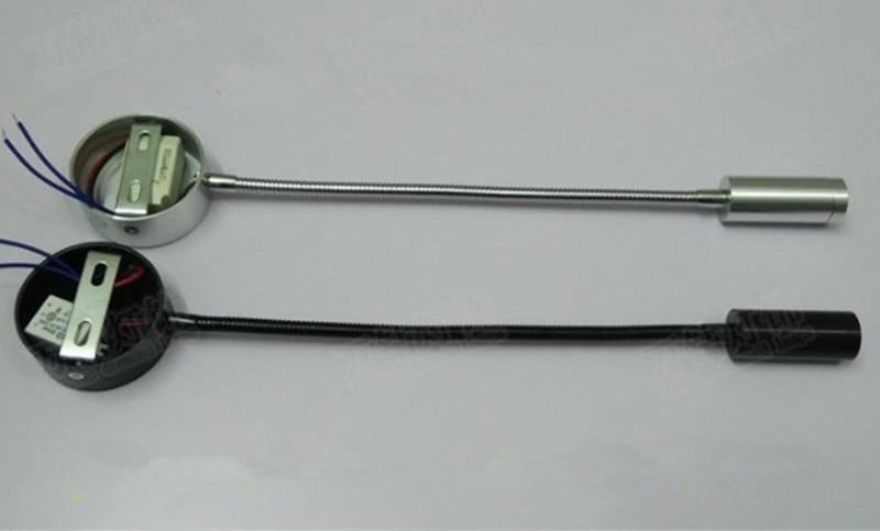 Applique con tubo flessibile: applique da parete a led flessibile