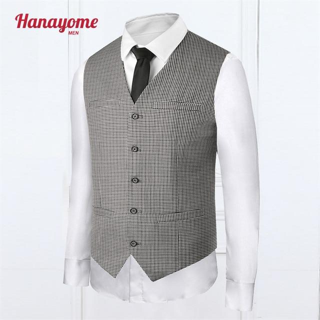 Men's Vest To Wear To A Fall Wedding 2016 Mens Rhinestone Suits Plaid Stripe White Men Wedding Jackets Sleeveless Vests SI07