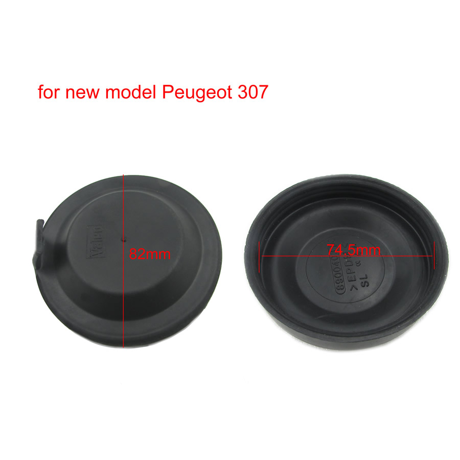 for Peugeot 307 C Triomphe Sega original headlight rear cover dust proof  waterproof cover Seal cover-in Auto Fastener & Clip from Automobiles &  Motorcycles ...