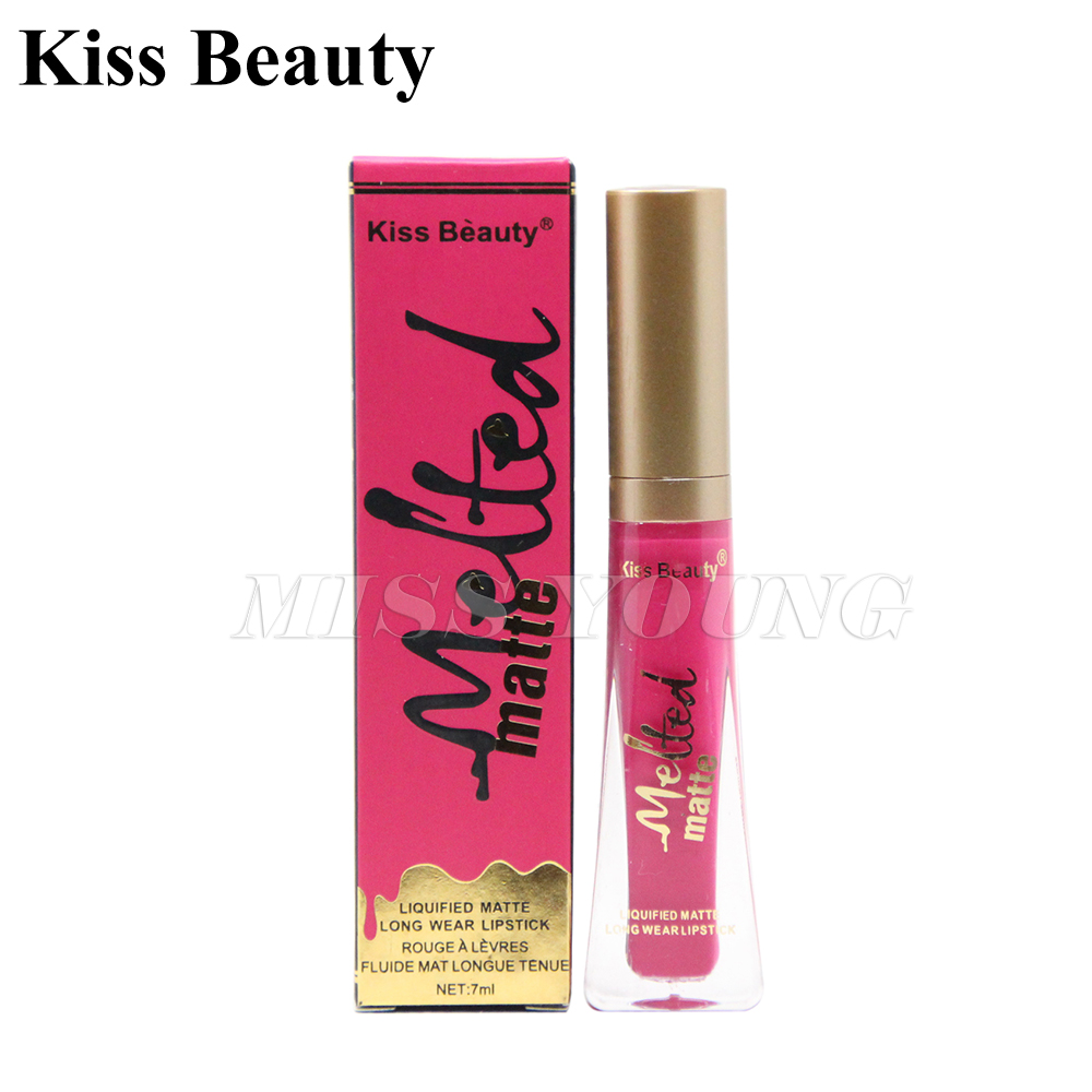Kiss And Makeup Store: Aliexpress.com : Buy Matte Lip Gloss Liquid Lip Tint Matte