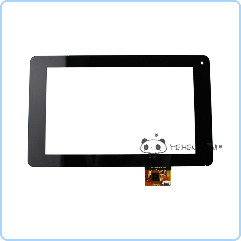 New 7 Inch Touch Screen Digitizer Glass Sensor Panel SG5262A FPC V0 Free shipping