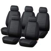5 Seat Set Car Seat Cover Universal Automobile Seat Decoration Protector With Airbag Interior Seat Accessories