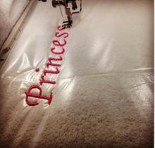 Simthread wash away stabilizator haftu 35um przezroczysty zimny rozpuszczalny w wodzie folia do haftu topping 10 jardów rolka