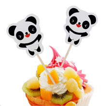 Buy Panda Cupcake And Get Free Shipping On Aliexpress Com