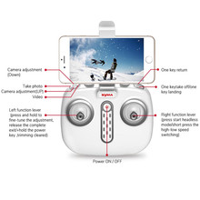 SYMA X8PRO GPS RC Drone FPV Quadrocopter with HD Camera 720P wifi or 4k wifi Altitude Hold RC Helicopter VS SYMA X8 X8HW X8HG