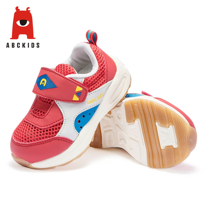 ABC KIDS Spring Summer Baby Boy Breathable Anti-Slip Sneakers Soft Soled Casual Walking Shoes