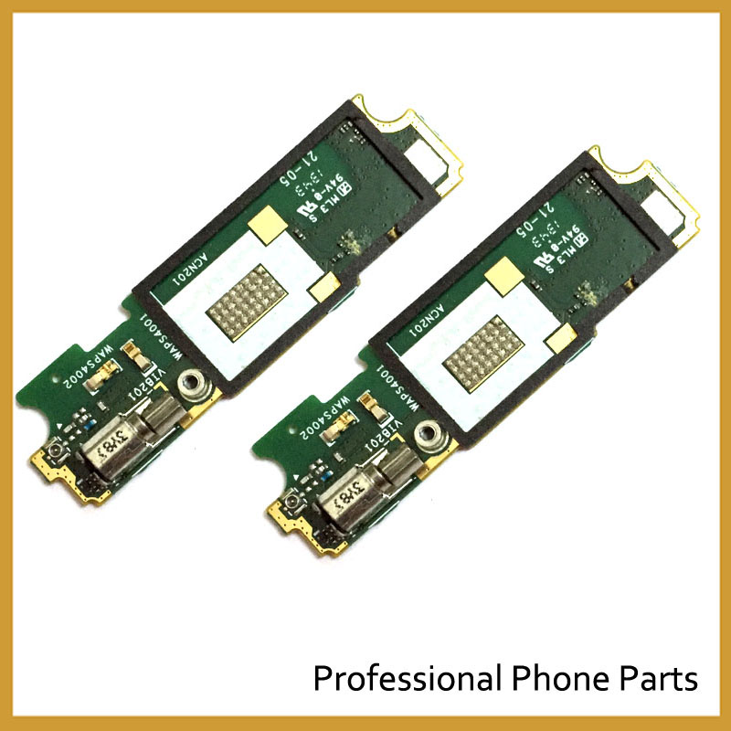 Original Inner Mic Microphone Flex Cable For Sony Xperia M C1905 C1904 Microphone FPC Board Flex + Vibrator Replacement