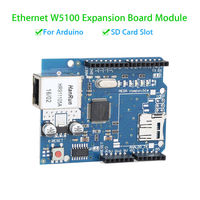 Keyes 1Pcs Ethernet W5100 Shield Network Expansion Board SD Card Slot For Arduino DIY With Free