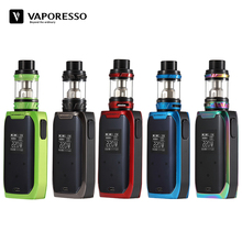 ФОТО vaporesso vape cigarette revenger x kit electronic cigarette with nrg tank and 220w touch bottom mod power by 18650 battery cell
