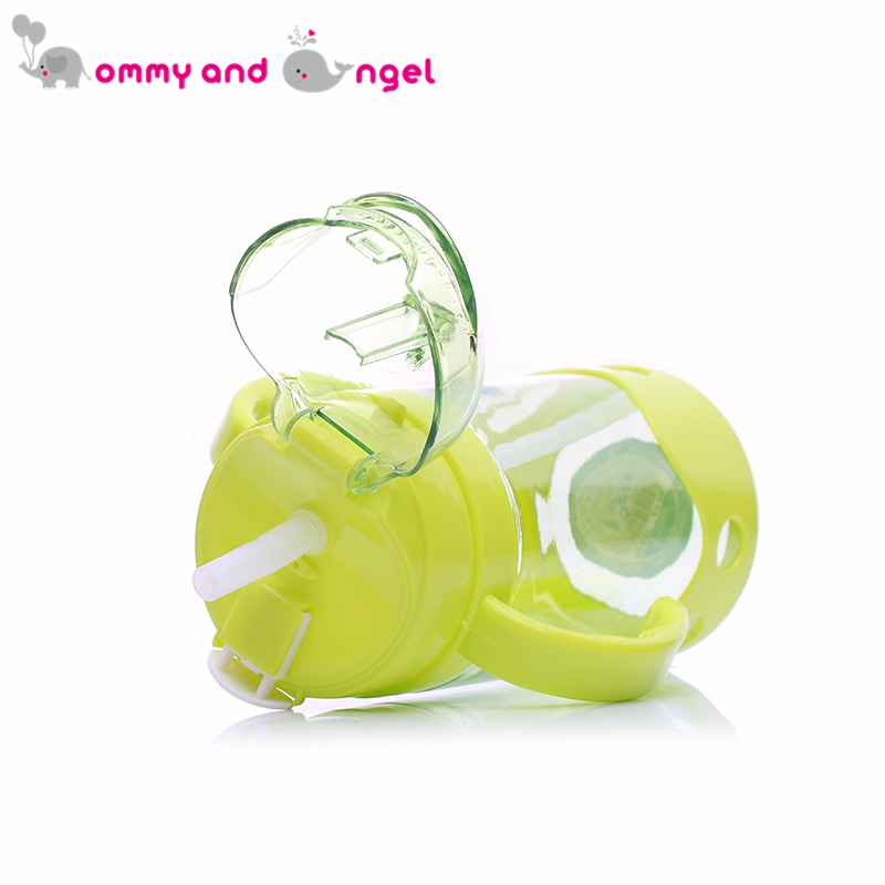 MOMMY AND ANGEL Calssic Boy&Girl Closer to Nature Fiesta Bottle Sippy Cup for Kid Straw Feeding Bottle (3 Colour,600ml,XBE/9909)