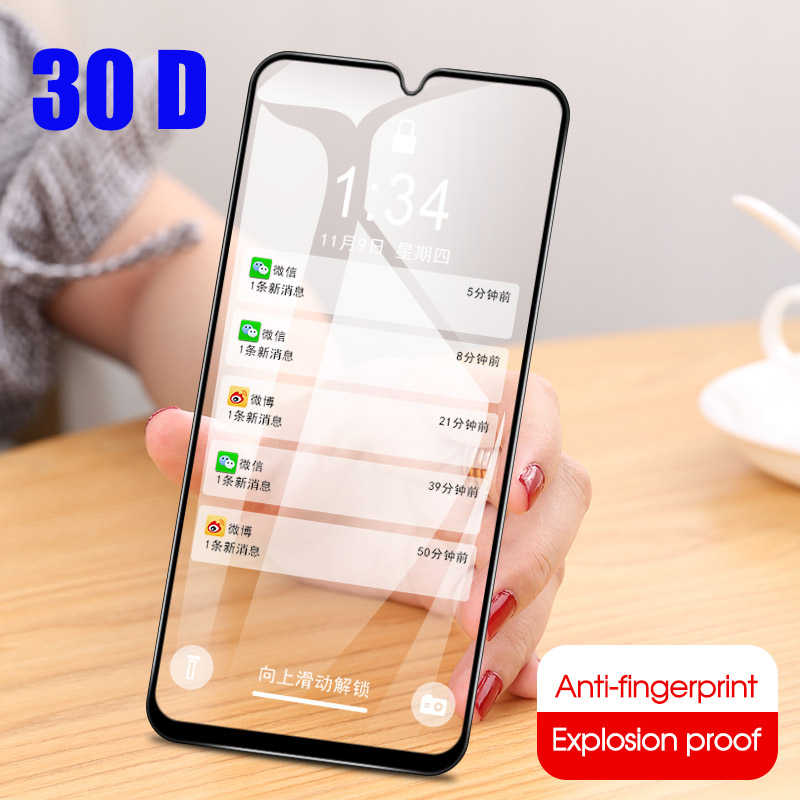30D Full Cover Termpered Glass For UMIDIGI A5 Pro Screen Protector Cover Explosion-proof Case Film Capa For UMIDIGI A5 Pro 6.3""