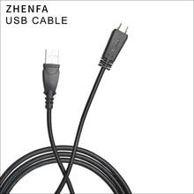 Zhenfa USB Cable For Sony Charging cord DSC TX66 DSC TX55 DSC TX100  DSC TX10 DSC TX20 DSC WX10 DSC WX7 DSC WX9 DSC HX7 HX9