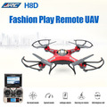 2016 Hot Sele JJRC H8D 2.4GHz 4CH Headless Mode 5.8G FPV RC Quadcopter Drone with 2MP Camera RTF Remote Control Helicopter
