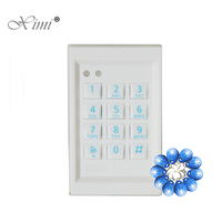 Good Quality Standalone RFID Card Access Control System 125KHZ EM Card Smart Door Access Controller Access Control Card Reader