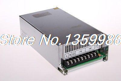 NEW AC100-240V to 12V DC 40A 500Regulated Switching Power Supply meanwell 12v 350w ul certificated nes series switching power supply 85 264v ac to 12v dc