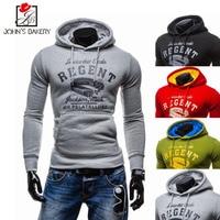 2017 New Fashion Hoodies Brand Men Magnetite Letter Word Sweatshirt Male Hoody Hip Hop Autumn Winter