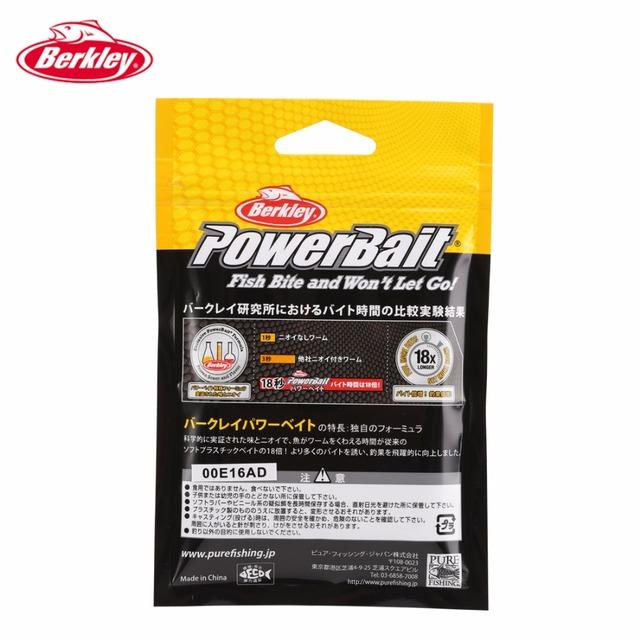 Berkley PowerBait PBSBS 8pcs