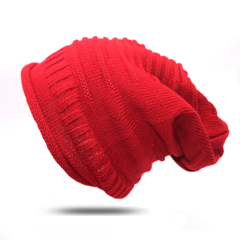 Fashion Autumn Winter Hats Casual Caps Beanie Knitted Hats For Women Hats Skullies Beanies Bonnet Femme Gorros Mujer Feminine womens knitted winter hat bonnet femme winter hats for women beanie women winter cap gorros de lana mujer