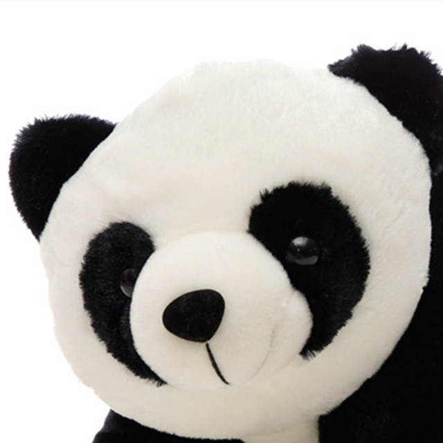 Online Shop Cute Baby Big Giant Panda Bear Plush Stuffed Animal Doll