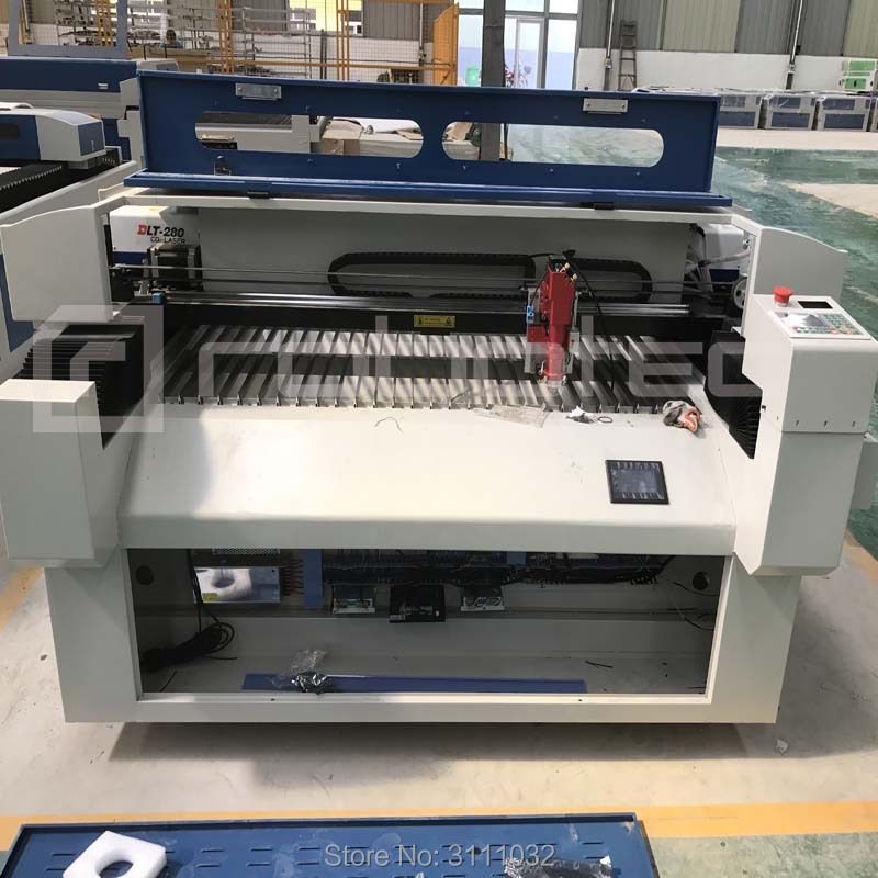 Jinan Co2 150w 180w Metal Laser Cutter 1325 Hot Sale Metal Laser Cutting Machine