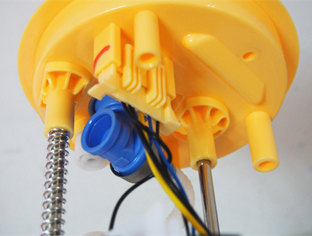 Монтаж на модул горивна помпа AG9N-9H307-CE, - Авточасти - Снимка 6