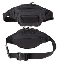 EA14 Outdoor Military Tactical Waist Pack Shoulder Bag Molle Camping HikingPouch