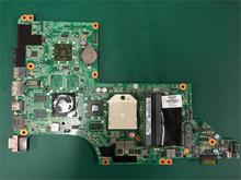 45 days Warranty For hp DV6-3000 595133-001 laptop Motherboard for intel cpu with 4 video chips non-integrated graphics card