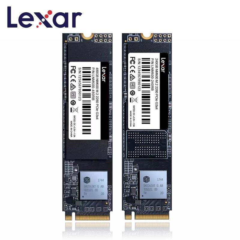 Lexar SSD M2 SSD 240 GB 480 GB m.2 SSD 2280 Disque Dur Disque Disque Solid State Disks Interne disco duro para portatil hdd ordinateur portable