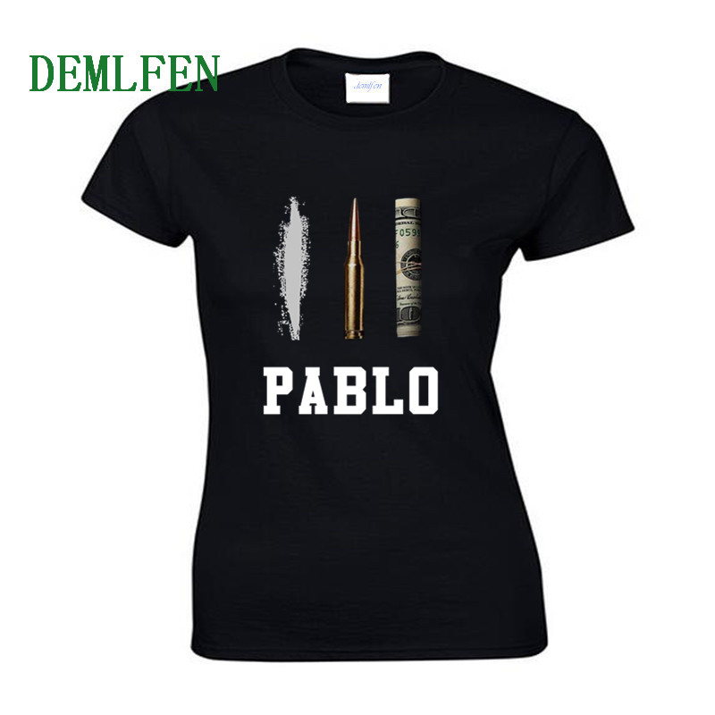Humorous Women Girls Tanks Camis Vest Tank Tops Shirts Brand Clothing Plata O Plomo Narcos Pablo Escobar Silver Or Lead Cotton Euuxyuevi Uhren & Schmuck