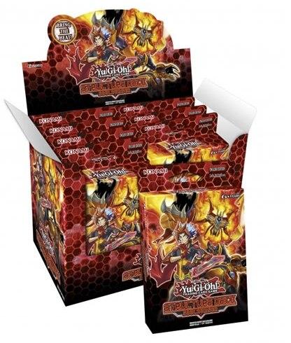 Yu-gi-oh! Plate-forme de Structure de brûleur d'âme-SDSB-édition 1st-cartes de TCG de brûleur d'âme