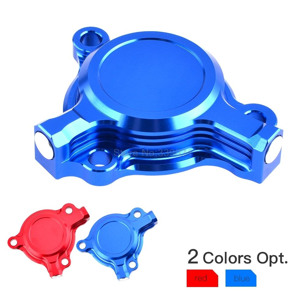 NICECNC Motorcycle Engine Oil Filter Cap Cover For Yamaha YZ250F YZ450F 03-09 WR250F 03-14 WR450F 2003-2014 2015 YZ WR 250F 450F