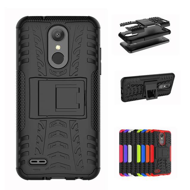 online retailer bf234 c3161 US $2.19 45% OFF|Case For LG Aristo 2 Plus Hard PC TPU Case For LG Tribute  Dynasty Zone 4 Fortune 2 K8 2018 Silicon Phone Case Cover Shell-in Fitted  ...