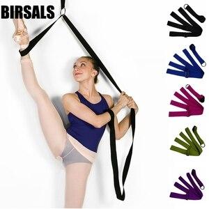 Image 1 - Bacak sedye uzunluk bale streç bant dans jimnastik egzersiz eğitimi spor salonu ayak streç bant s020