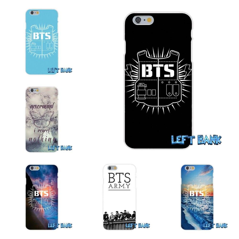 BTS Bangtan Boys Hip Hop Kpop Slim Silicone Case For Samsung Galaxy A3 A5 A7 J1 J2 J3 J5 J7 2015 2016 2017