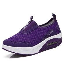 Women shoes 2016 Autumn women platform wedge shoes, zapatos mujer platform shoes women