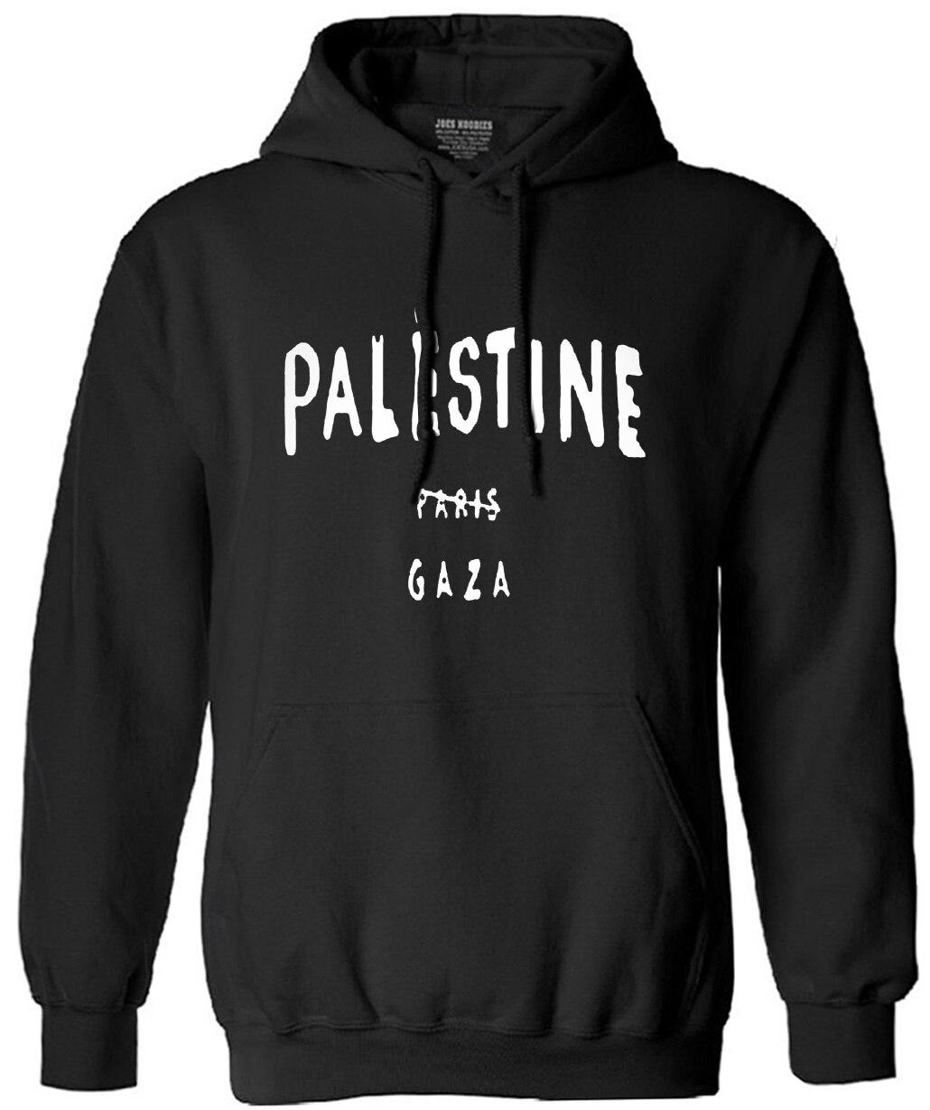 פלסטיני מצחיק עזה פריז 5sos עיצוב מקרית - בגדי גברים