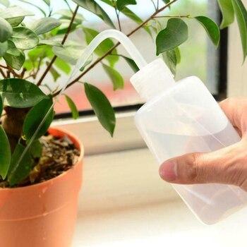 ארוך עיקול Drop זרבובית כף יד לשפוך קומקום נייד לסחוט צמח פרח סולם השקיה סיר גינון כלים