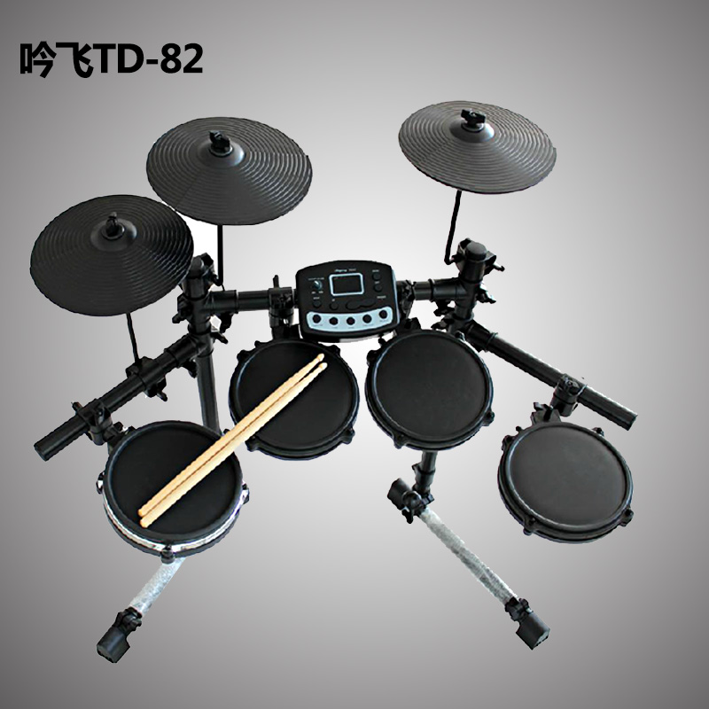 drum td82 electronic drum drums electric drum band reverb chorus td82 send dtx game in drum from. Black Bedroom Furniture Sets. Home Design Ideas