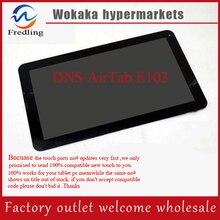 "Original Digitalizador de Pantalla Táctil Para 10.1 ""pulgadas DNS AirTab E103 Tablet Panel Táctil Reemplazo Del Sensor de Cristal Envío Gratis"