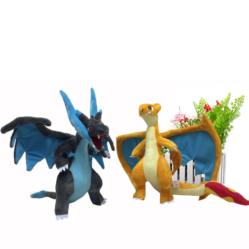 ALI shop ...  ... 32893301000 ... 2 ... 4 Styles Q Version Mega Charizard X&Y Mega Charizard Y Mega Evolution  Animal Stuffed Peluche Plush Quality Toys For Children  ...