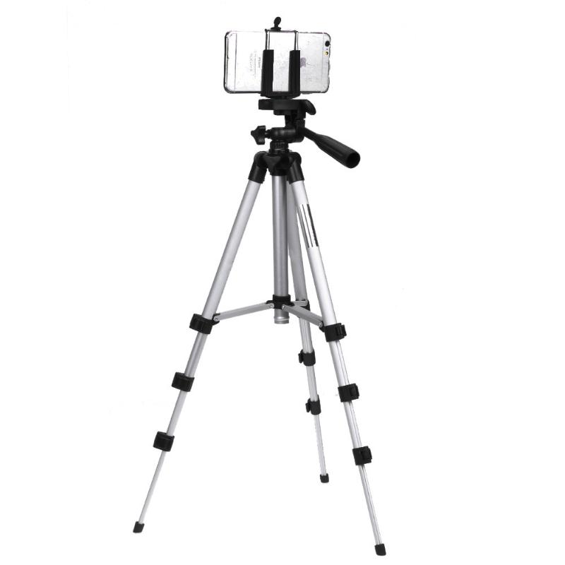 Tripod for Mobile Phone Professional Camera Tripod Stand Holder Digital Camera Table PC Mobile Phone Smartphone Holder Tripod 2