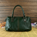 Quality genuine leather handbag casual women's first layer cowhide classic shoulder bag  elegant ladies soft leather tote bag