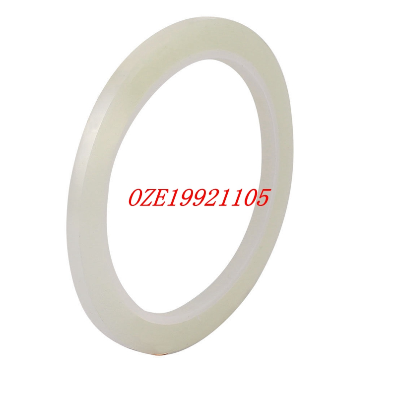 1PCS Single Sided Strong Self Adhesive Mylar Tape 50M Length Clear