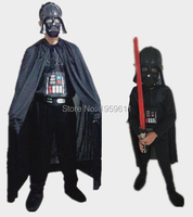Stars Wars Darth Vader Anakin Skywalker Cosplay Party Costume Clothing Cape Mask Kids Or Adult For