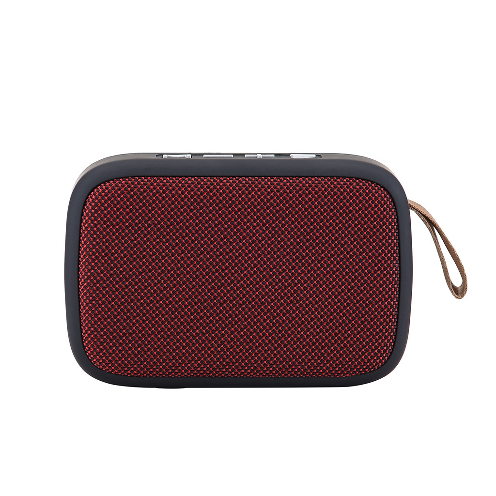 VOBERRY New Hi-Fi Portable Wireless Bluetooth Speaker With SD Card FM For Smartphone Tablet Laptop 6