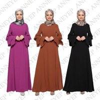 Islamic Clothing For Women Muslim Abaya Dress Beading Design Modest Jilbabs And Abayas Kaftan Dress Purple
