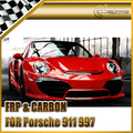 Car-styling For Porsche 911 997 Anibal FRP Fiber Glass Full Wide Arch Body Kit (42pcs) (Light is not included)